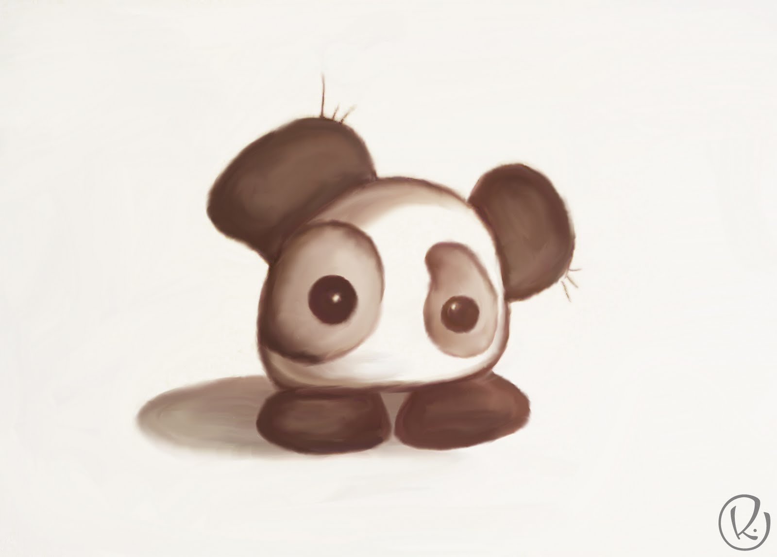 I summon you gold 03 pandaria fansub - Dessin de panda ...